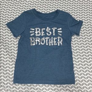 Boys Best Brother Shirt